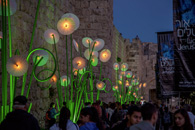 tilt lights in jerusalem 2015